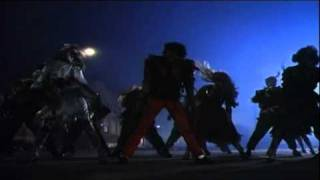 MICHAEL JACKSON   Thriller  [ The Dance Scene ]