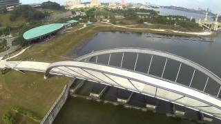 preview picture of video 'ActionDrone @ Putrajaya'