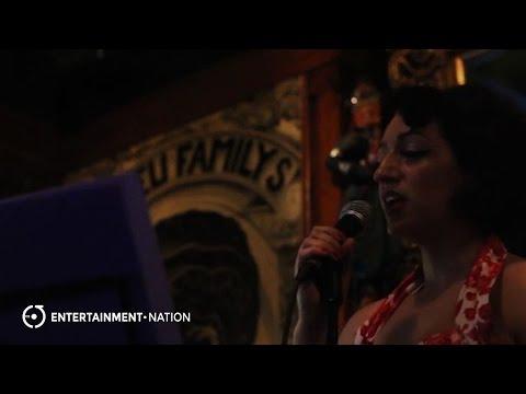 Oriana Barn Shakers Perform 'The Way You Look'