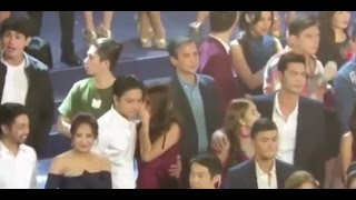 Kathniel SWEET MOMENTS at the Abs-Cbn Christmas Special Event 216