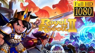 Royal Revolt 2 Game Review 1080P Official Flaregames Action 2016