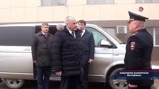 Рабочая поездка Владимира Колокольцева в Кабардино-Балкарскую Республику