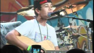 "Austin Mahone / Teen Hoot ""Never Let You Go/Let Me Love You"""