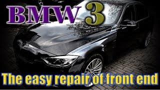 BMW 3. Easy repair. Легкий ремонт.