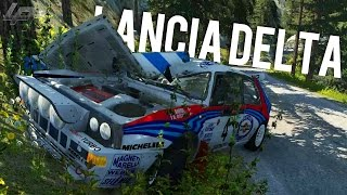 LANCIA DELTA INTEGRALE EVO II - BEAMNG.DRIVE MODS