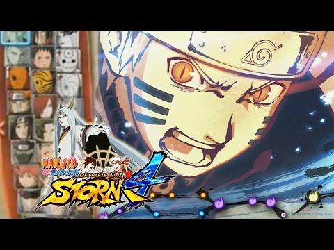 Character selection Screen  :: NARUTO SHIPPUDEN: Ultimate Ninja