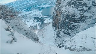 Winter in Switzerland | Alpine Cinematic Long Range FPV