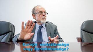 Európa sorstalansága vagy Sorostalansága? Egy Bogár Naplója