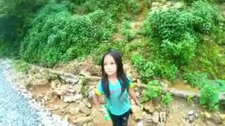 preview picture of video 'vàng ma chải sự trải nghiệm của  các bạn trẻ lai châu'