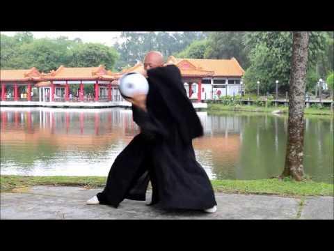 Tai Chi Ball - Master Wang Yunkuo's Kung Fu