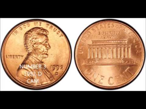 20000 $$$ Error And Expensive US Coins 1968 Penny Lincoln
