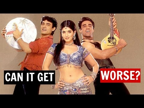 Top 10 Bollywood Movies So Bad They're Good