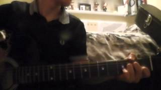 The Long Shadow - Joe Strummer - Guitar Cover
