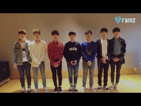 레인즈(RAINZ) YOUTUBE CHANNEL OPEN!