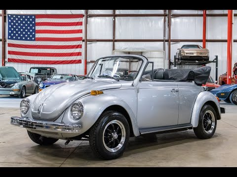 1979 Volkswagen Beetle (CC-1352177) for sale in Kentwood, Michigan