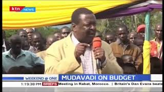 Musalia Mudavadi opposes taxing on leather