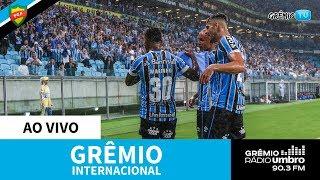 Acompanhe a transmissão da Grêmio Rádio Umbro 90.3FM de gremista para gremista do Grenal 418, direto da Arena!   → Inscreva-se no canal e faça parte da torcida mais fanática do Brasil também aqui no YouTube!  :: SITE http://gremio.net :: FACEBOOK https://facebook.com/gremio :: TWITTER @gremio :: INSTAGRAM https://instagram.com/gremio :: GOOGLE PLUS http://google.com/+GremioFBPA  *** Esta é a GrêmioTV, o canal oficial do Grêmio FBPA no YouTube. Acompanhe vídeos exclusivos e transmissões ao vivo durante a semana. ***   PRODUÇÃO E REALIZAÇÃO: Comunicação Grêmio FBPA