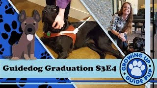 Guidedog Graduation S3E4