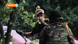 Бої на передовій, відео із зони АТО
