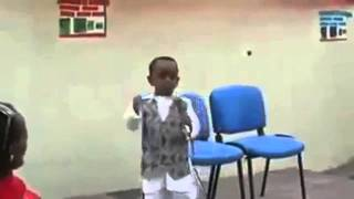 Most Amazing Ethiopian Kid Entertaining A Big Audience 2013 Video