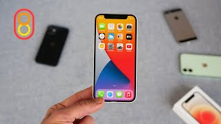 Обзор iPhone 12 mini — ЛУЧШИЙ!