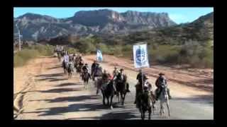 preview picture of video 'Cabalgata del molino viejo'