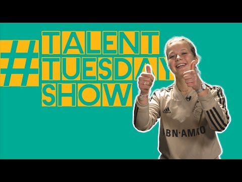 Talent Tuesday Show: Kirsten van de Westeringh