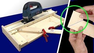 PERFETC CUT -  Jigsaw Table Cutting Station DIY