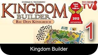 Let's Play • Kingdom Builder • Anleitung + Teil 1