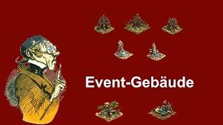 FoETipps: Event-Gebäude in Forge of Empires (deutsch)