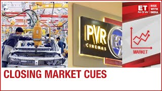 Closing Market Cues: Sensex falls 37 pts, Nifty settles above 11,300; PVR up 6% | 12th Aug - Download this Video in MP3, M4A, WEBM, MP4, 3GP
