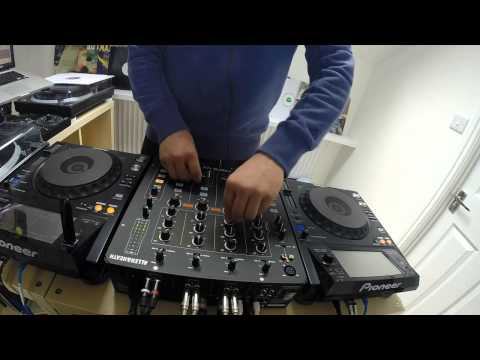 Allen & Heath Xone:43 Test Mix