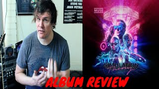 Muse Simulation Theory Album Review Fix it in the mix