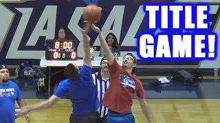 BASKETBALL CHAMPIONSHIP GAME!   On-Season Basketball Series