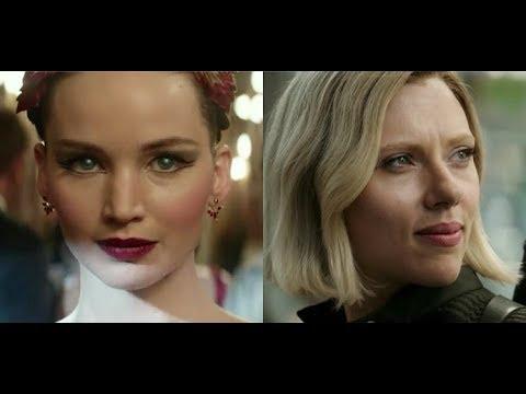 Jennifer Lawrence Enjoys Filming Torture Scenes in 'Red Sparrow'