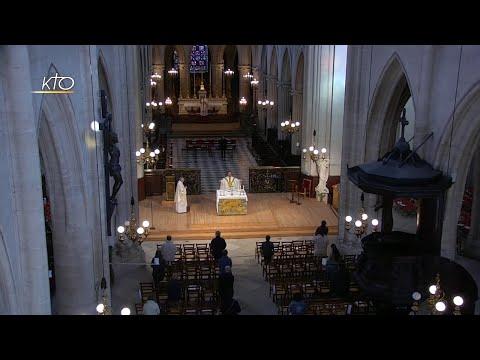 Messe du 9 juin 2020 à St-Germain-l'Auxerrois