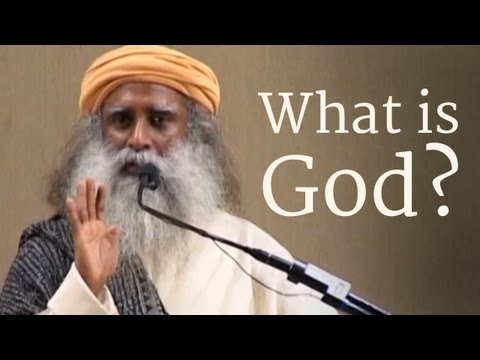What Is God? - Sadhguru Mp3