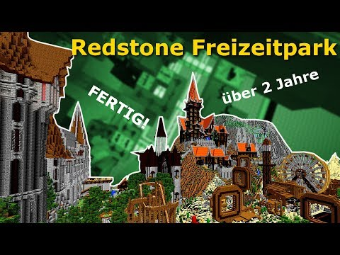 DAS GEWALTIGSTE REDSTONE PROJEKT ALLER ZEITEN | RFP Vorstellung - Part 1