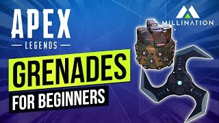 Apex Legends Grenade Guide for Beginners PC Xbox PS4