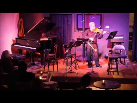A longer set of pieces that I recently performed (11/2015) at the Velvet Note jazz club