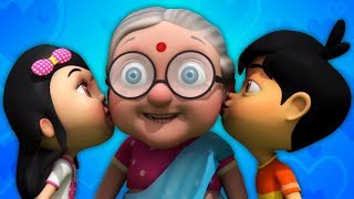 Nani teri morni | Hindi nursery rhymes | hindi baby songs | नानी तेरी मोरनी