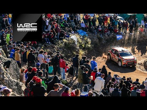 WRC 2 - XION Rally Argentina 2019: HIGHLIGHTS Sunday
