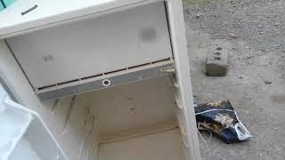 Ремонт старого холодильника. ..