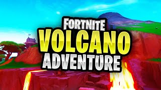 Volcano Adventure Fortnite Creative Map Codes Dropnite Com