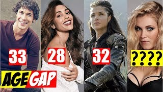 Shocking Real Age of The 100 Cast | Oldest and Youngest Actor of The 100