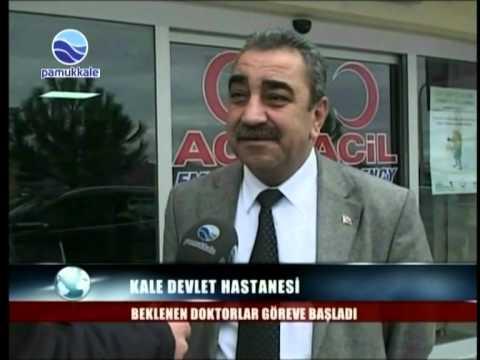 KALE DEVLET HASTANESİ