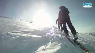 Wintersport Skitour Bayern Deutschland: Skitour Predigtstuhl Bad Reichenhall