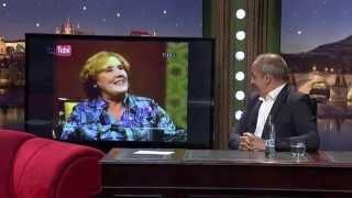 Dárek Pro M. Zemana A V. Klause   Show Jana Krause 20. 5. 2015