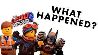 Why The Lego Movie 2 Flopped