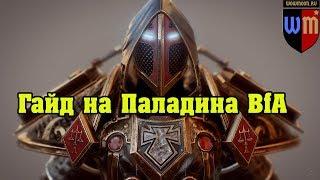 Ретри Паладин PvP и PvE Гайд BfA